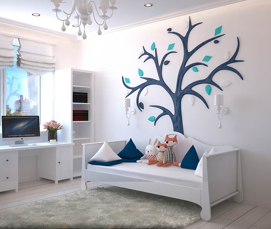 decoracion de paredes para el hogar vinilos